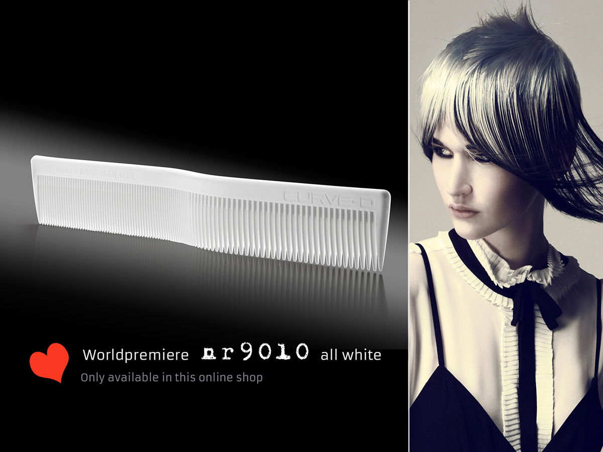'Limited White edition nr 9010'